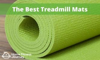 The Best Treadmill Mats For Carpet Concrete Amp Hardwood Floors